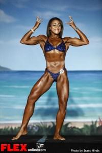 Gloria Faulls - Women's Physique - IFBB Valenti Gold Cup