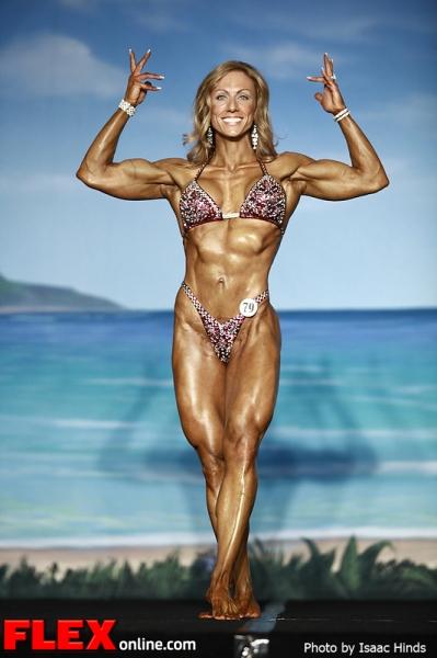 Karen Gatto - Women's Physique - IFBB Valenti Gold Cup