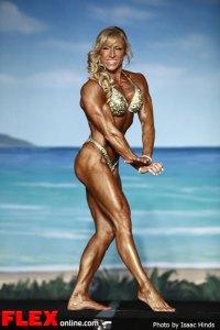 NeKole Hamrick - Women's Physique - IFBB Valenti Gold Cup