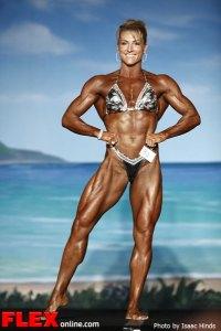 Frances Mendez - Women's Physique - IFBB Valenti Gold Cup