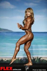 Karina Nascimento - Women's Physique - IFBB Valenti Gold Cup