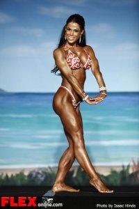 Antonia Perdikakis - Women's Physique - IFBB Valenti Gold Cup