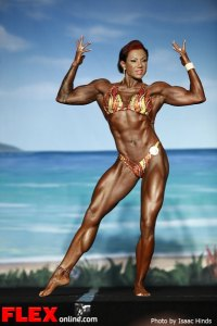 Mikala Soto - Women's Physique - IFBB Valenti Gold Cup