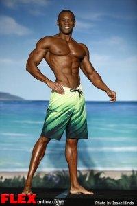 Michael Anderson - Men's Physique - IFBB Valenti Gold Cup