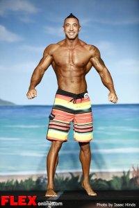 William Sullivan - Men's Physique - IFBB Valenti Gold Cup