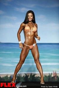 Gemmalyn Crosby - Bikini - IFBB Valenti Gold Cup