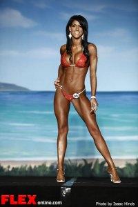 Sarah LeBlanc - Bikini - IFBB Valenti Gold Cup