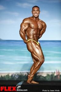 Benjamin Parra Nunoz - Men's 212 - IFBB Valenti Gold Cup