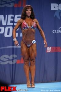 Miriam Sanchez - 2012 IFBB Nordic Pro Championships