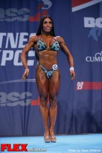Gal Ferreira-Yates - 2012 IFBB Nordic Pro Championships