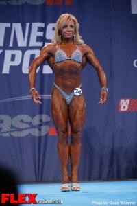 Giada Simari - 2012 IFBB Nordic Pro Championships