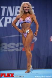 Natalie Revajova Lenartova - 2012 Nordic Pro Championships