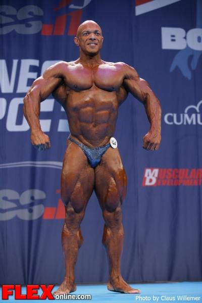 Valentin Jabes - 2012 IFBB Nordic Championships