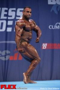 Khalid Almohsinawi - 2012 IFBB Nordic Championships -