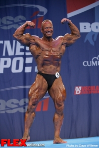 Timo Honkala - 2012 IFBB Nordic Championships