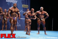 Comparisons - 2012 Nordic Pro Championships