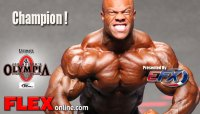 2012 Post Olympia Interview with Phil Heath and Hany Rambod