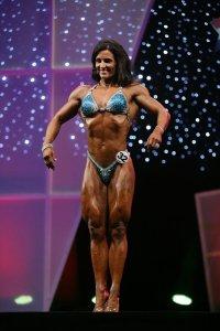 Kati Alander - 2012 Arnold Europe