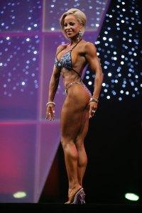 Ava Cowan - 2012 Arnold Europe