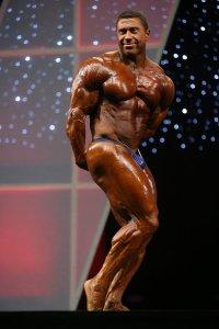 Sergey Shelestov - 2012 Arnold Europe