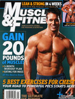 GAIN 20 POUNDS OF MUSCLE!