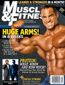 HUGE ARMS -- 20 PAGE SPECIAL