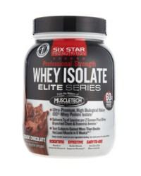 Whey Isolate Elite Series