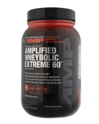 Pro Performance AMP Amplified Wheybolic Extreme 60