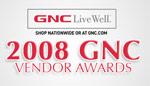 2008 GNC VENDOR AWARDS