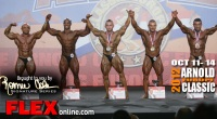 IFBB Amateur Results from 2012 Arnold Classic Europe
