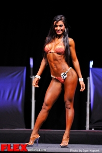 Gemmalyn Crosby - Bikini - IFBB Prague Pro
