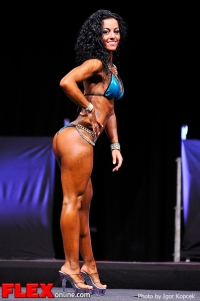 Figen Oezdemir - Bikini - IFBB Prague Pro