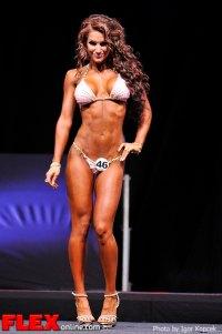 Nikola Weiterova - Bikini - IFBB Prague Pro