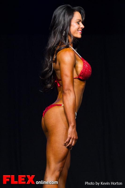 Nicole Scott, 2012 British Grand Prix