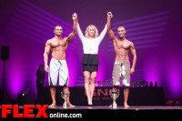 Physique Class A Awards - 2012 Fouad Abiad Open