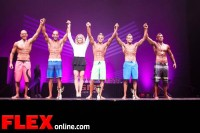 Physique Class B Awards - 2012 Fouad Abiad Open