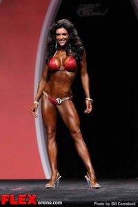 Amanda Latona - 2012 Bikini Olympia