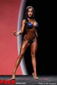 Narmin Assria - 2012 Bikini Olympia
