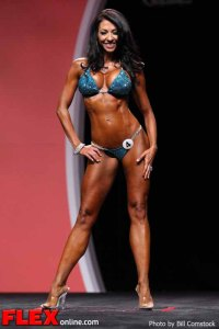 Jaime Baird - 2012 Bikini Olympia