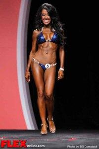 Tiffany Marie Boydston - 2012 Bikini Olympia