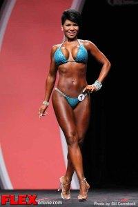 Vanessa Campbell - 2012 Bikini Olympia