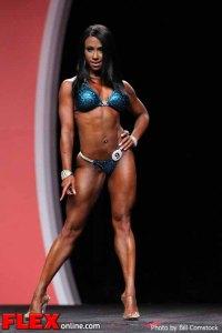 Nicole Coleman - 2012 Bikini Olympia