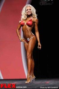 Dianna Dahlgren  2012 Bikini Olympia