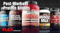 Post-Workout Protein Blends