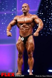 Steve Benthin - 2012 Arnold Europe