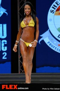 India Paulino - Bikini - 2012 Sheru Classic