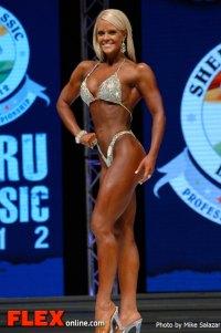 Nicole Wilkins - Figure - 2012 Sheru Classic