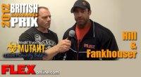 Neil Hill Interviews Erik Fankhouser Before British GP