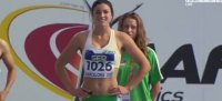 Michelle Jenneke Dances Her Way to Victory at the World Junior Championship
