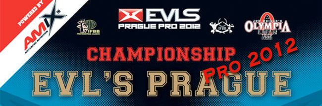 IFBB Prague Pro Championships 2012